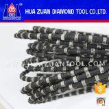 High Level Quarry Diamond Wire Saw for Granite