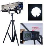 440W siguen el proyector de la luz de la búsqueda de la luz del tiro