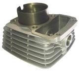 고품질 은빛 알루미늄 기관자전차 엔진 부품 보편적인 실린더 (SL125-Zz7)