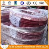 #10 cable fotovoltaico resistente de la luz del sol mencionada de la UL del AWG picovoltio 1000V