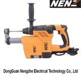 Инструмент запатентованный Nz30-01 Drilling - роторный молоток с экстрактором пыли