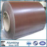 Alluminio rivestito bianco Coil-2024 di colore PVDF