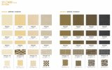 La porcelana del material de construcción embaldosa el azulejo amarillento rústico antirresbaladizo del color de 300*600m m