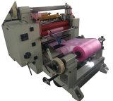 Клей напечатанной этикетки Преобразование автомат (резки перематывать)