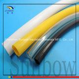 Extruido suave UL PVC manga de cables para la gerencia del alambre de arnés