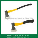 Kohlenstoffstahl-Befestigungsteil-Handwerkzeug-Axt-Kopf
