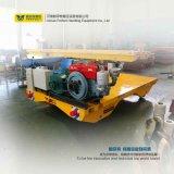 25 Tonne motorisierte Schienen-flache Transport-Laufkatze in der Fabrik