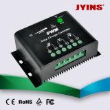 Jyins 12V/24V 50A 60A自動PWMの太陽料金のコントローラ