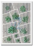 صنع وفقا لطلب الزّبون [هنبر] مطّاطة سليكوون [أ-رينغ] ختم صوف [أ-رينغ] عدة صندوق [مدورينغ-3]