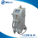 Super Combinaison 3 en 1 Elight + ND YAG Laser + 808nm Diode Laser Hair Removal Machine
