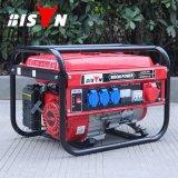 バイソン(中国) 6.5HPガソリン発電機の空気によって冷却されるスイスのクラフトSk8500Wガソリン発電機