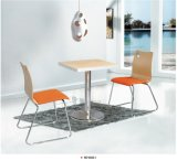 Sh004 Hotel Furniture Modern Furniture Ss Mesa de jantar e cadeira