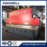 Freno hidráulico de la prensa del acero inoxidable, doblador del acero inoxidable