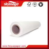 Capacidade de carga de tinta alta 100GSM 2, 500mm * Papel de transferência de sublimação de 98 polegadas para vestuário de moda