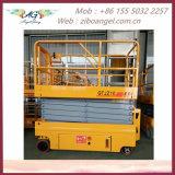 Qualidade elevada 230kg venda quente Papelaria Hiw4.0EU Automic mesa de elevação elétrica elevador de tesoura