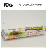 PE Stretch Cling Wrap Film pour l'emballage