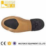 2017 Tactische Laarzen van de Politie van de Goede Kwaliteit van China de Zwarte