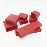 作中国の輸出業者の印刷のプラスチック宝石箱(J54-E2)