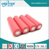 Batteria di litio della batteria 3.7V di piena capacità 2000mAh con approvazione della Banca dei Regolamenti Internazionali