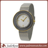 Smart Watch, montre en acier inoxydable quartz Sport Ladies