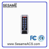 Lector de tarjetas Prox impermeable del control de acceso RFID del metal (CC2EM)
