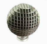 Ball-Screw Ce Ezletter Approved двойной управляя автоматом для резки лазера волокна (EZLETTER GL 2040)