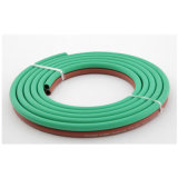 "Red & Green 1/4"", double ligne flexible de soudage"