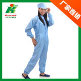 Coverall ESD, одежды комбинезона Antistaitc общие