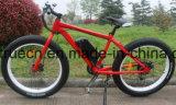 Bicyclette électrique de gros pneu en meilleure vente