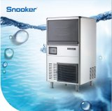Hot vender 100kgs Snooker Ice maker máquina