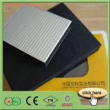 Cobertor de espuma de borracha Folha-Folheado da isolação térmica TM5*5