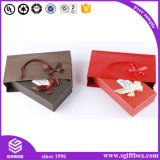 Boîte-cadeau de papier de empaquetage pliable de Papier d'emballage de la taille A4