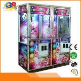 Petite machine d'intérieur de grue de griffe de jouet de grue de machine de jeu à vendre