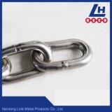 4mm-16mm estándar australiano Cadena de eslabones de acero inoxidable