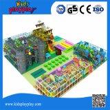 Замок детей крытый капризный с Multi функцией для центра потехи семьи свободного временени
