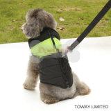 Pet Down Jacket Dog Outdoor imperméable à l'hiver manteau