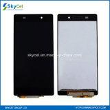 Visualización de la pantalla táctil del LCD del teléfono móvil para Sony Xperia Z2 L50W
