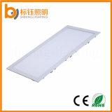 Rebajado ultracompacto 300*600 mm de gran rectángulo de 36W Flat Panel de LED con atenuación