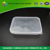 контейнер упаковки еды 700ml PP Microwaveable горячий