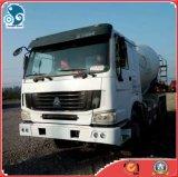 6X4 HOWO Mixer Truck, Caminhão de mistura de cimento usado para venda