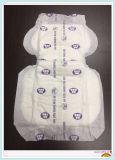 Couche-culotte Shaped remplaçable de garniture de vente chaude pour l'incontinence