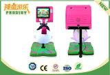Máquina de juego con monedas para niños