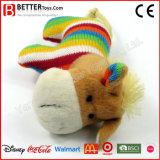 Matériel de sécurité animal en peluche bébé Horse jouet en peluche