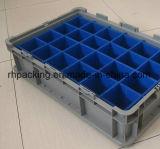 Доска впрыски пластичная Box+Corrugared пластичная делает в разъединение или предохранение