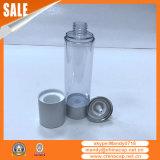 Bouteilles de parfum de cylindre de haute qualité avec pulvérisateur de pompe PP