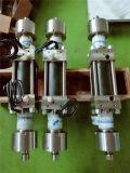 Водоструйное вырезывание части подсвечивателя 60000 Psi