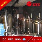Tank de van uitstekende kwaliteit van het Bier gebruikte de Commerciële Apparatuur van het Bierbrouwen