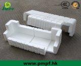 Kundenspezifische PPE-Schaumgummi Anti-Auswirkung umweltfreundliches schützendes Verpacken für Felder mit SGS genehmigt