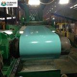 Bobina Ral6027 de aço galvanizada revestida cor & PPGI