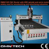 Omniの販売の1325年の木工業CNCのルーター